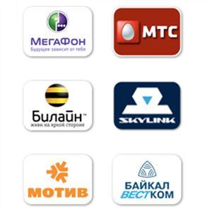 Операторы сотовой связи Турана