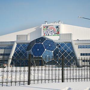 Спортивные комплексы Турана